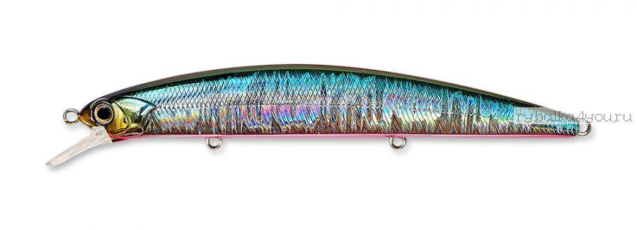 Воблер Kosadaka Flash XS 130F цвет SH / до 1.2м