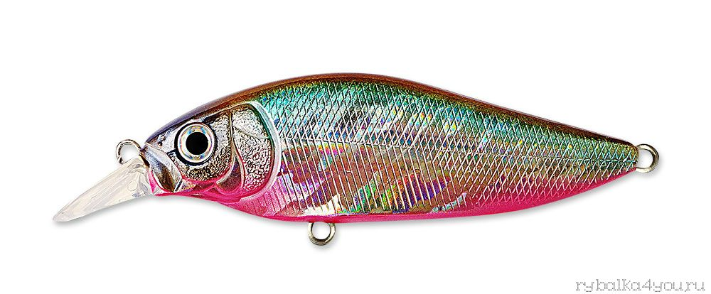 Купить Воблер Kosadaka INBORN XS 75F цвет SH / до 0.8м