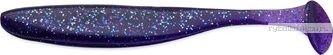 "Виброхвост Keitech Easy Shiner 4"" 10 см / 5,3 гр / цвет - EA04 Violet (упаковка 7 шт)"
