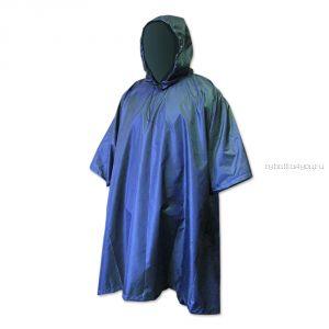 Пончо Kosadaka цвет Синий безразмерный PonBl