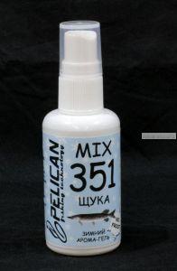 Ароматика Pelican Mix 351 Щука 50мл