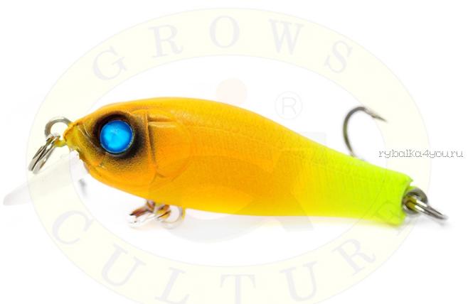 Купить Воблер Grows Culture Laker GC-1173B 35F 35мм/ 2 гр/заглубление: 0,3-0,8м/ цвет: Q10