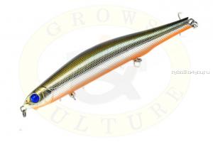 Воблер Grows Culture Orbit  110 SP 110мм/ 16,5 гр/заглубление: 0,8- 1 м/ цвет: 600R