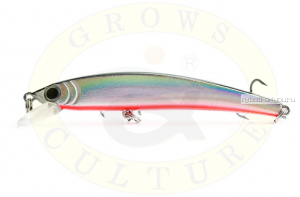 Воблер Grows Culture Kilat 90F 90 мм/ 15 гр/заглубление: 0,1 - 0,8 м/ цвет: Q1