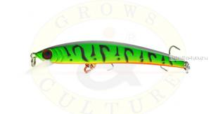 Воблер Grows Culture Kilat 90F 90 мм/ 15 гр/заглубление: 0,1 - 0,8 м/ цвет: Q6