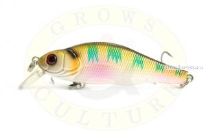 Воблер Grows Culture Killer 70F 70 мм/ 8 гр/заглубление: 0,1 - 0,5 м/ цвет: Q9