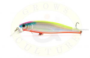 Воблер Grows Culture T-Gene 100F 100 мм/ 17 гр/заглубление: 0,5 - 1,2 м/ цвет: Q7