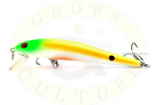 Воблер Grows Culture Tarnado 85F 85 мм/ 8 гр/заглубление: 0,8 - 1,5 м/ цвет: Q8