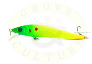 Воблер Grows Culture Shade 90F 90 мм/ 8 гр/заглубление: 0 - 1,5 м/ цвет: Q5