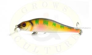 Воблер Grows Culture Swim Bait 80F 80 мм/ 6 гр/заглубление: 0,5 - 1,2 м/ цвет: Q9