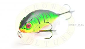 Воблер Grows Culture Crank 65F 65 мм/ 8,5 гр/заглубление: 0,5 - 0,8 м/ цвет: Q6