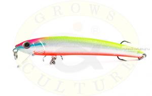 Воблер Grows Culture Jark-2 95F 95 мм/ 12 гр/заглубление: 0 - 0,8 м/ цвет: Q7