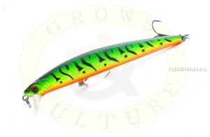 Воблер Grows Culture Core 105F 105 мм/ 9 гр/заглубление: 0,1 - 0,8 м/ цвет: Q6