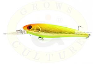 Воблер Grows Culture X-Rap 90F 90 мм/ 12 гр/заглубление: 1,2 - 2,5 м/ цвет: Q11