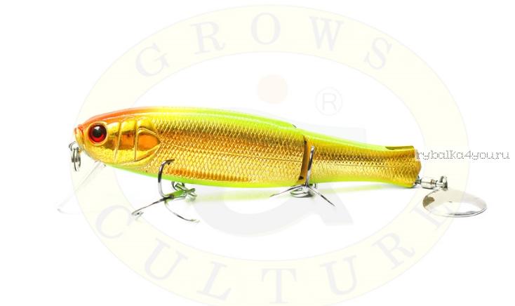 Купить Воблер Grows Culture Spinner 95F 95 мм/ 15 гр/заглубление: 0,8 - 2м/ цвет: Q11