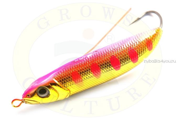 Купить Блесна незацепляйка Grows Culture Minnow Spoon 6019 60мм / 10 гр заглубление: 0,1 - 0,5м/ цвет: 003