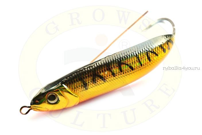 Купить Блесна незацепляйка Grows Culture Minnow Spoon 6019 60мм / 10 гр заглубление: 0,1 - 0,5м/ цвет: 014