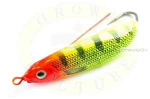 Блесна незацепляйка Grows Culture Minnow Spoon 6019 60мм / 10 гр / заглубление: 0,1 - 0,5м/ цвет: 015