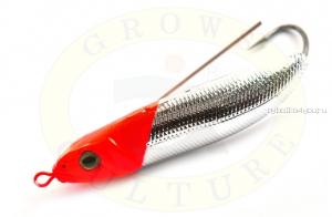 Блесна незацепляйка Grows Culture Minnow Spoon 6019 70мм / 14 гр / заглубление: 0,1 - 0,5м/ цвет: 002