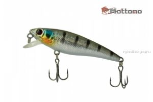 Воблер Mottomo Bang Minnow 65SP 6,3g Bluegill Ghost