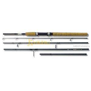 Спиннинг Волжанка Вояж IM8+жесткий тубус 2,4/2,7 м / тест 10 - 40 гр