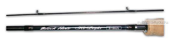 Купить Спиннинг Black Hole Hi-Light S-662L EXTRA 1.98 м / тест 2 - 7гр