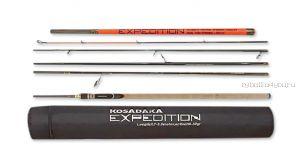 Спиннинг Kosadaka Expedition 6S-Dual 210/240см (3-15гр)