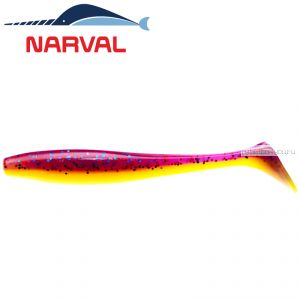 Мягкие приманки Narval Choppy Tail 10sm #007 Purple Spring (5 шт в уп)