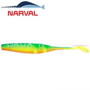 Мягкие приманки Narval Loopy Shad 15sm #002 Blue Back Tiger (3 шт в уп)
