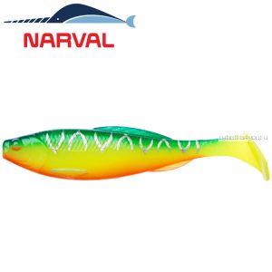 Мягкие приманки Narval Troublemaker 10sm #002 Blue Back Tiger (5 шт в уп)