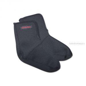 Носки неопреновые Kosadaka NS25-L Neoprene socks-25 черные