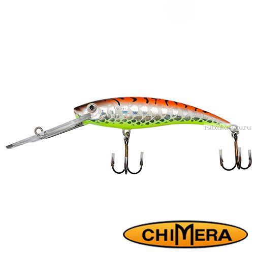 Купить Воблер Chimera Siver Fox 110DR / цвет: 007 110 мм 23 гр/ Заглубление: 4-9м