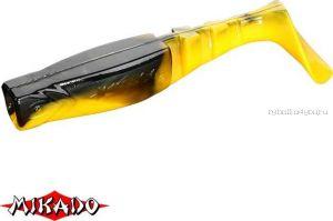 """Виброхвост Mikado Fishunter 2 """"съедобная резина"""" 7.5 см. /цвет:  354  уп.=5 шт."""