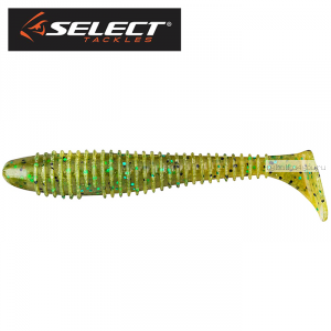 "Приманка Select Fatfish 3.8"" цвет:008 / 95 мм/упаковка 5 шт"