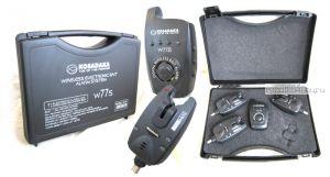 Набор беспроводных электронных сигнализаторов Kosadaka W77S