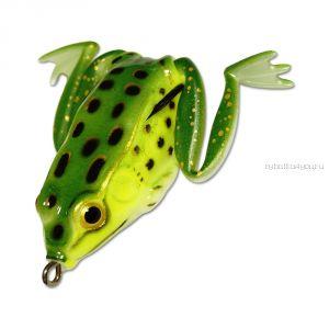 Незацепляйка Kosadaka мягкая оснащ. плав. Лягушка с лапами LF15 55мм / 16гр / цвет: С23